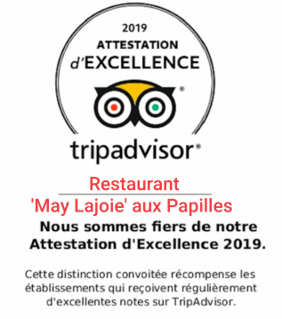 Attestation d'excellence 2019